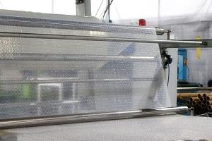 (주)서진바이오텍, 세계 최초 생분해성 에어캡 및 M/B 부직포 개발