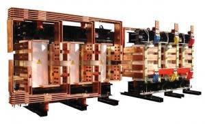 신승트랜스포머, 저손실 에너지 절약형 변압기로 전원장치 안정화 시도