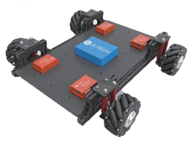(주)모터114, 메카넘 휠 인 모터 신제품 런칭