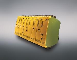 필츠, 모듈형 안전 릴레이 myPNOZ 출시
