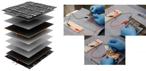 한국기초과학지원연구원, 자유변형에도 안정적인 전고체 이차전지 개발