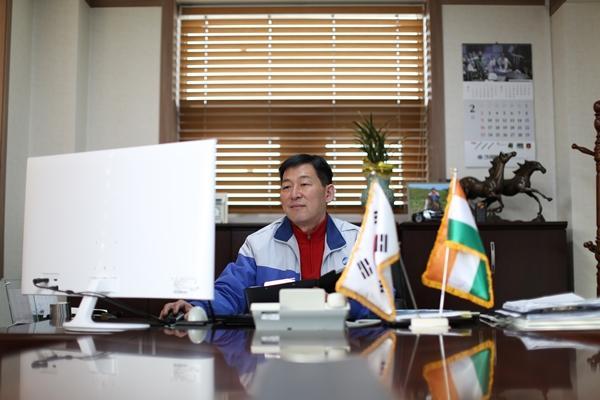 [Yeogie인터뷰] (주)오성마이더스, 인천 서운일반산업단지에 새둥지… 새로운 도약 예고