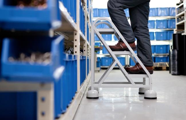 이동식 사다리, 안전인증 제품으로 더욱 안전하게 사용하세요!