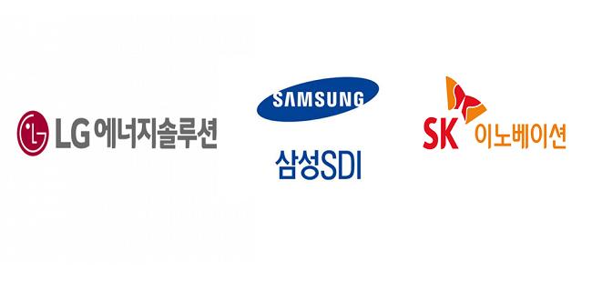 국내 배터리 3사, 非중국 글로벌 전기차용 배터리 사용량 TOP5 순위권 형성