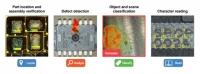 코그넥스, 중국 및 대만 부품 기업에 딥러닝 기반 이미지 분석 솔루션  공급