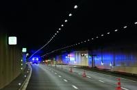비엔나 카이져뮐렌 터널의 안전 관련 현대화에 200개 이상의 IPC가 전력 공급, Beckhoff