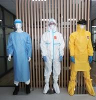 대나무 부직포 원단의 친환경제품 '각광'