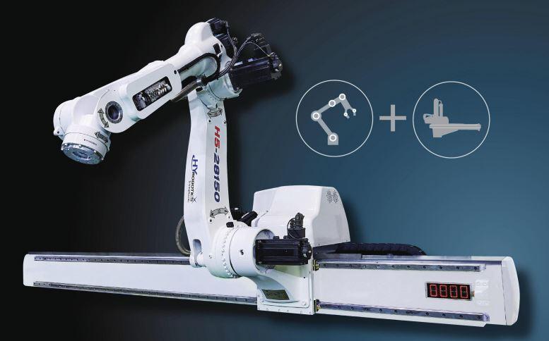[인터뷰] 한양로보틱스(주), 사출현장 전용 'H 시리즈'로 취출 작업 생산성 대폭 개선