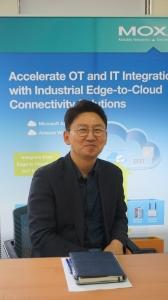 산업용 네트워크 장치 메이저 5개사의 시장전략/(1)MOXA Korea
