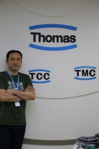 산업용 네트워크 장치 메이저 5개사의 시장전략/(5)(주)토마스
