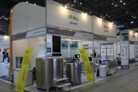 [KOREA PACK 2021] (주)비스, 액체질소 냉동고로 관심 집중