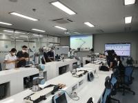 영천시, 폴리텍대 로봇캠과 로봇직업 분야 진로체험캠프 운영