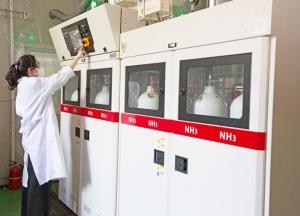 한국에너지기술연구원, 암모니아에서 그린수소 추출 기술 개발 완료