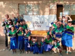 한국중부발전, 탄자니아에 솔라카우 설치