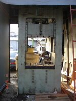 AUTO DEEP DRAWING PRESS