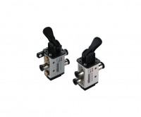 VBD Series 5 Port Manual Operated Valves (솔밸브/솔레노이드밸브)