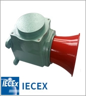 EXPLOSION PROOF TYPE WARNING SOUNDER